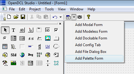 Runtime/AutoLISP « OpenDCL